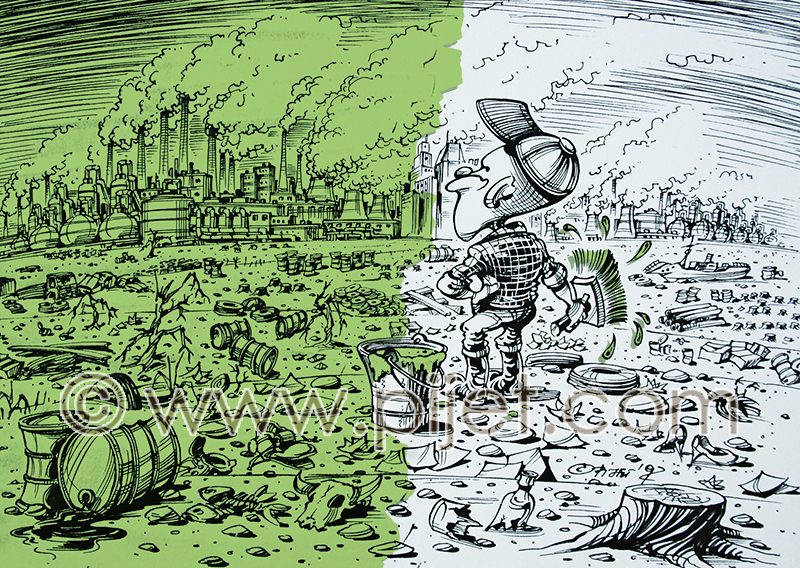 Ecologic Painter