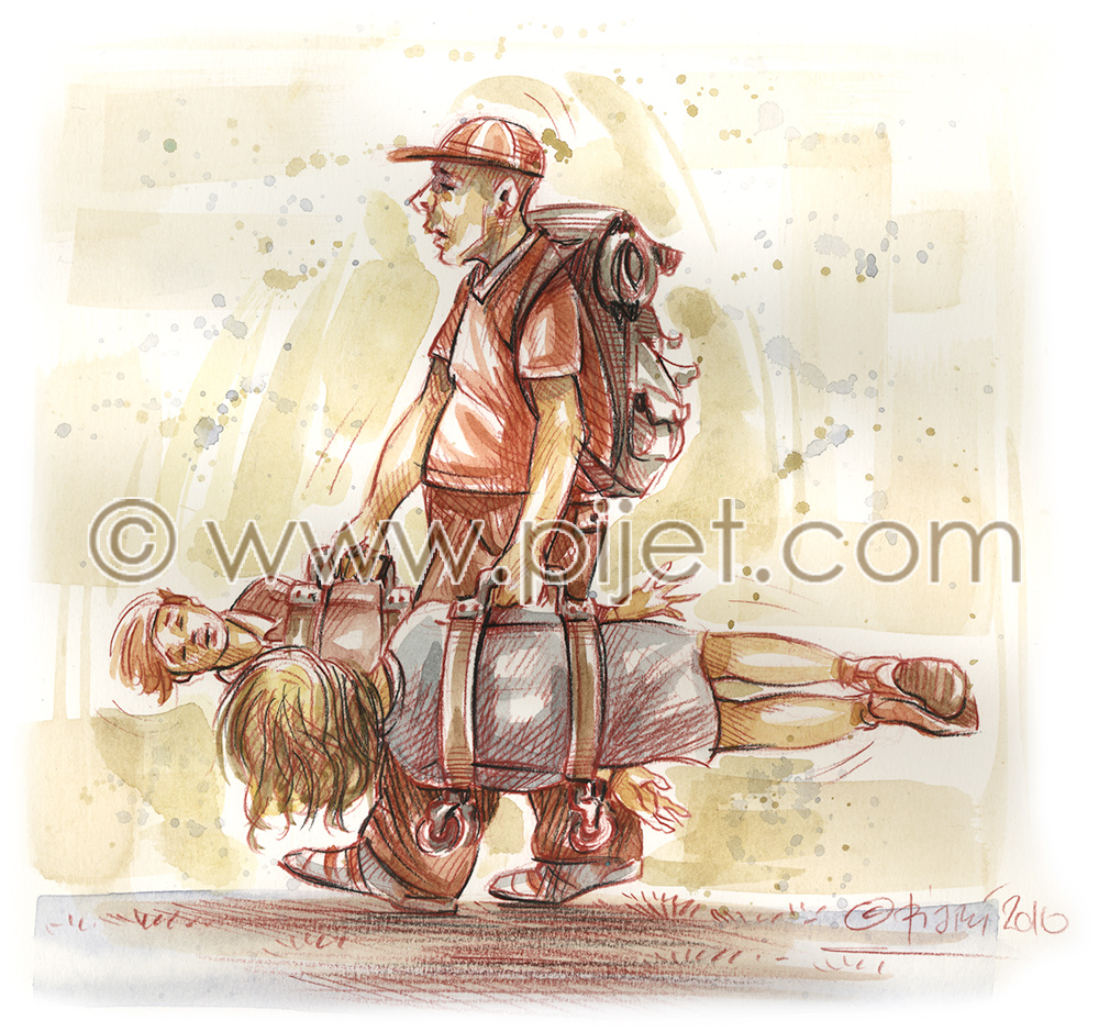 The Economic Traveler
