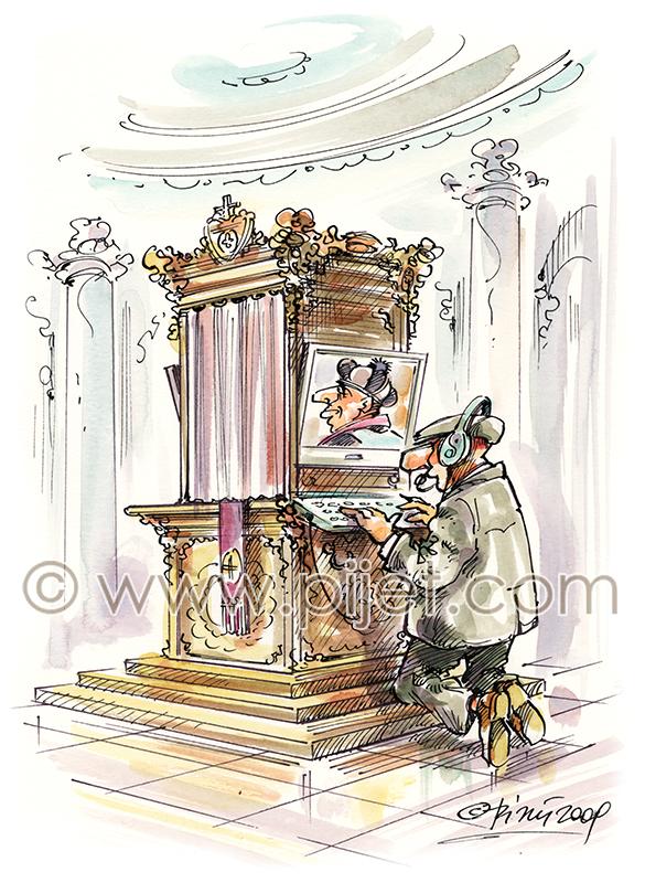 The Progressive Confessional