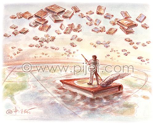 Literary Gondolier