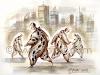 Footprints of Humanity