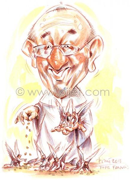 Pope Francois Jorge Mario Bergoglio