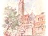 Venice, view on Santi Apostoli