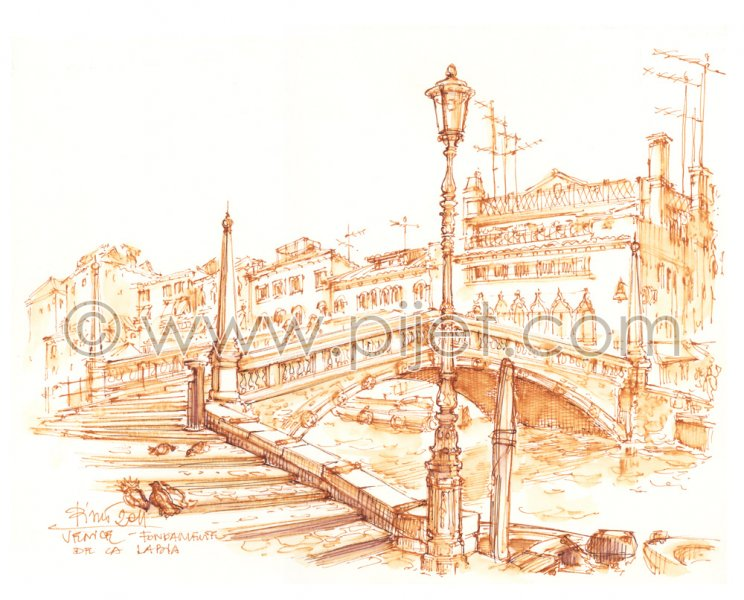 Venice, Pointe dei Mori