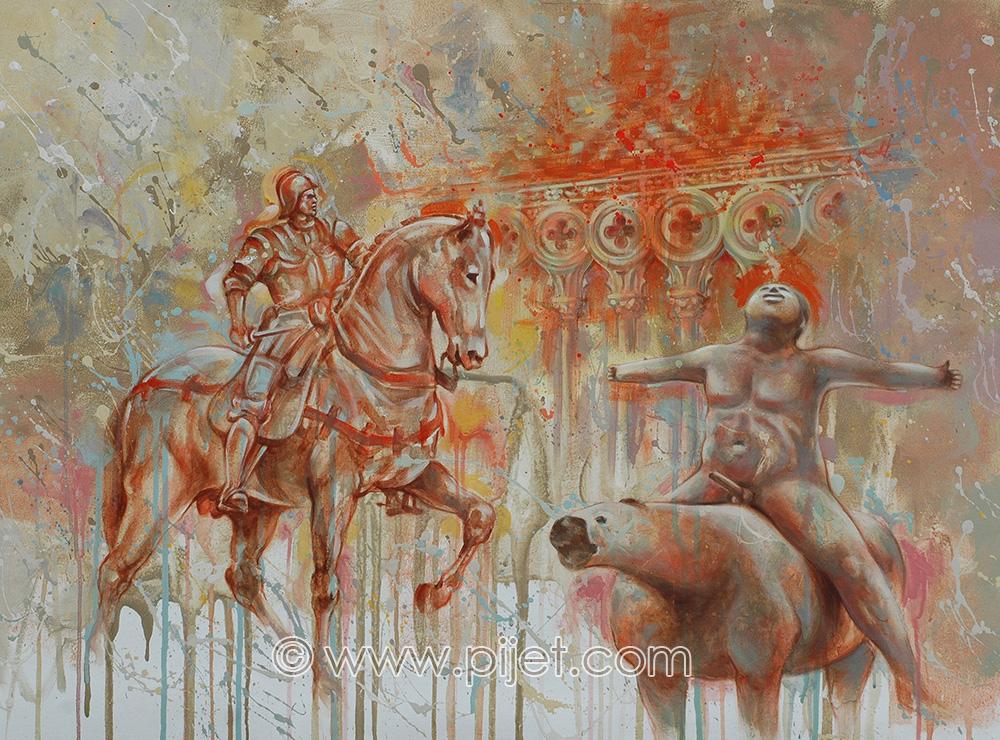 Equestrians, La Serenissima series.
