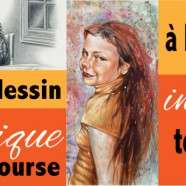 The One on One drawing course  – Le cours de dessin un à un