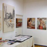 "The ""Open Studio"" Exhibit 2017"