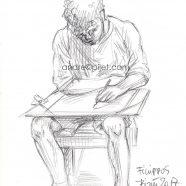Drawing Practice Courses – Les sessions de la pratique du dessin réaliste